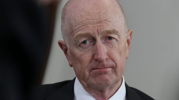 RBA governor Glenn has Stevens called for a debate about what the collapse in yield means for the long-term health of ...