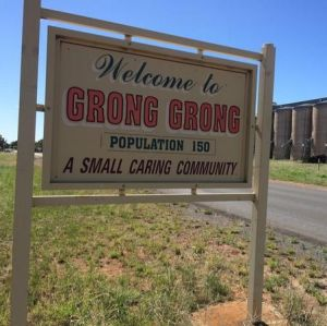 Grong Grong, in the Riverina district.