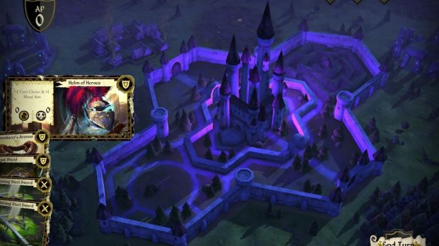 Boardgame fans will feel right at home in Armello.