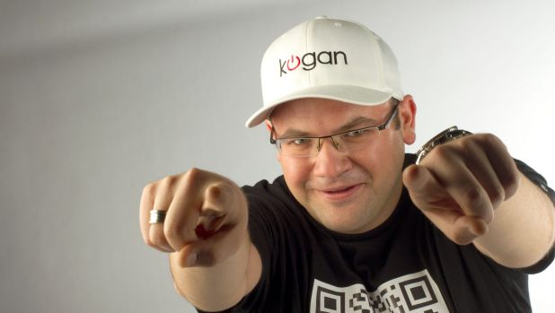 I want your cash! Ruslan Kogan is reportedly planning to list his online retailing business.