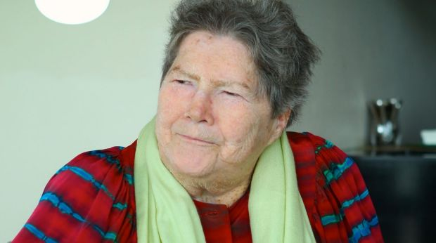 Warmth and wit: Colleen McCullough.