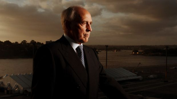 Former prime minister Paul Keating says changing shareholders' tax arrangements would break the compact between a ...