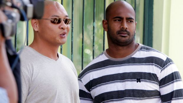 Executions delayed: Andrew Chan and Myuran Sukumaran, on death row, have still not been given a date for their executions.