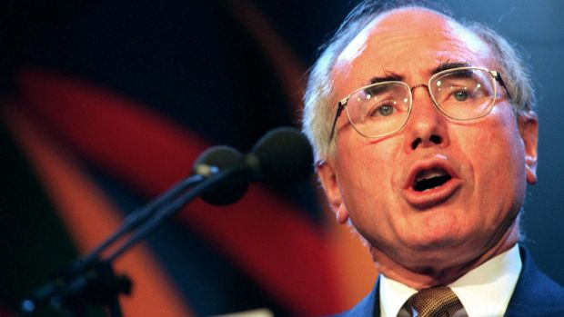 John Howard's politics were influenced by Reagan and Thatcher.