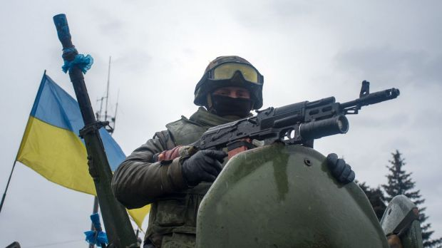 The US could send defensive weapons to the Ukrainian military.