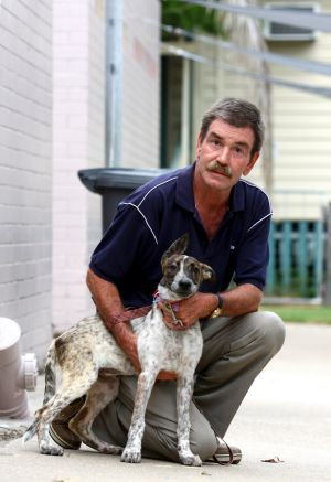 RSPCA Queensland's Michael Beatty.