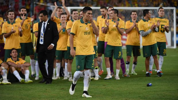 We cant expect the Socceroos to pass up the chance to experience the ultimate their sport has to offer. But our ...