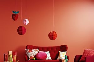 COLOUR WOW: Add a splash of colour to instantly update your home decor.