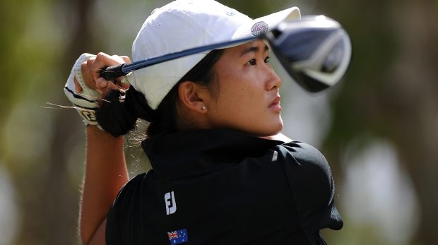 "Rookie professional Su Oh is looking ahead to her ""new start""."