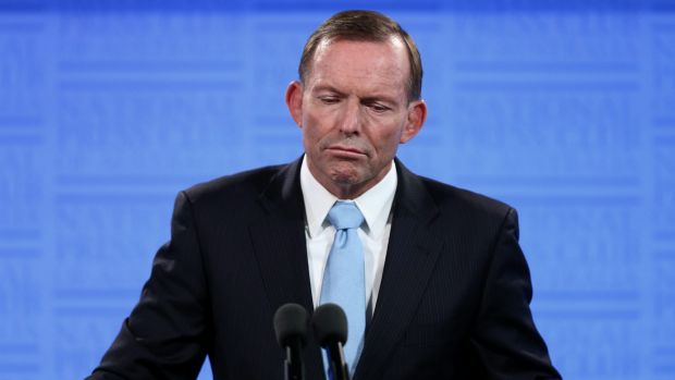 Prime Minister Tony Abbott may never get a chance to live at The Lodge, with speculation swirling around his leadership.