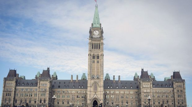 Canada's parliament was the scene of a lone-wolf terror attack in October.