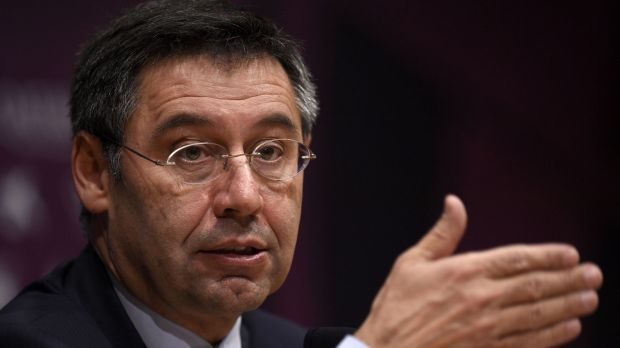 Bartomeu has been charged with tax fraud.
