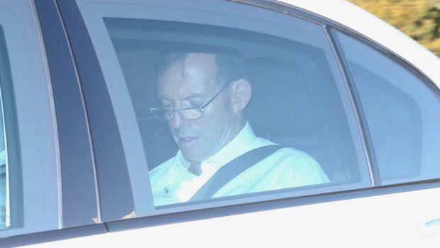 Under pressure: Prime Minister Tony Abbott.