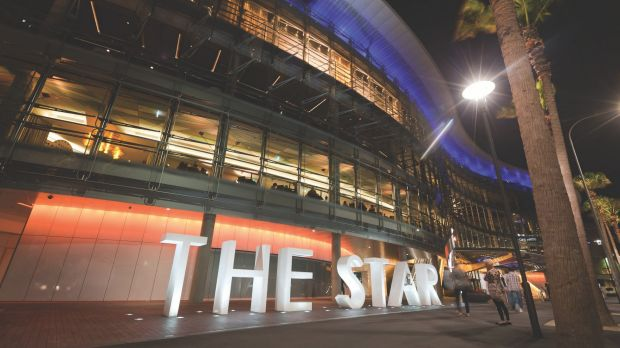 The Star at Pyrmont