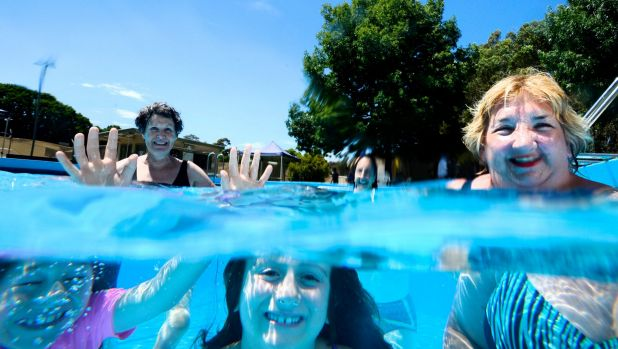The Chewton community also won their fight against the Mount Alexander Shire and saved their 1950s-era outdoor pool.