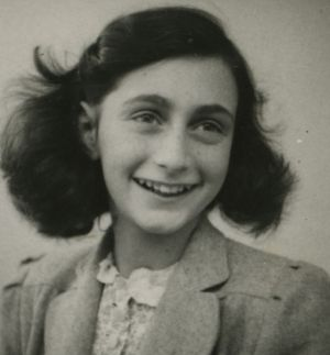 Anne Frank. From the photo collection of Anne Frank Stichting (Amsterdam).