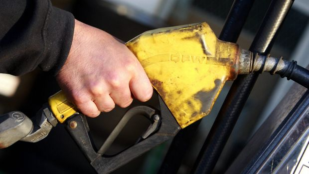 The wholesale cost of diesel isn't being passed on to consumers in the same away that unleaded fuel is