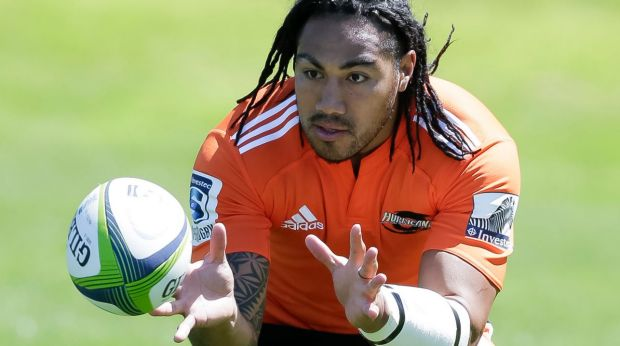 Family first: Hurricanes midfielder Ma'a Nonu will skip the start of the season to await the birth of his third child.