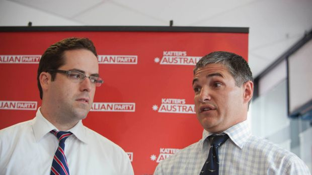 """Rob Katter says no party has a """"clear mandate""""."""