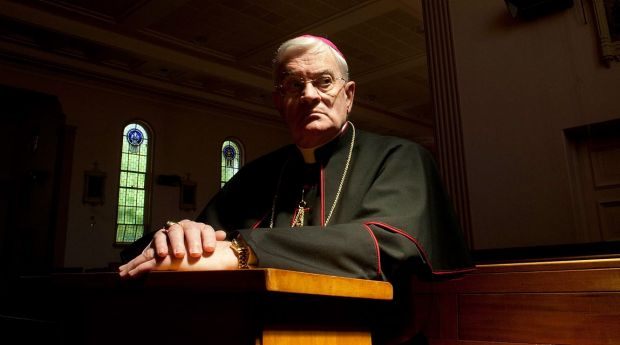 """A whole world within"": Bishop Peter Elliott, of Melbourne, says Catholics believe that the battle with the Devil has ..."