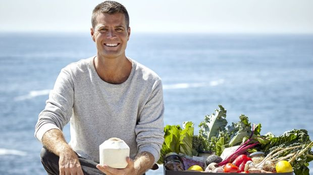 Chef Pete Evans is an outspoken advocate for the paleo lifestyle.