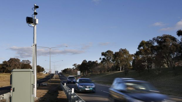 The trial found 90 per cent of those speeding were exceeding the limit by between one and nine kilometres, while around ...