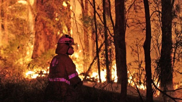 The Northcliffe bushfire is still out of control, although it is contained within a 330km perimeter.