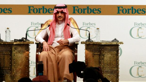 Prince Alwaleed bin Talal Abdulaziz al Saud is a long-time supporter of News Corp and the Murdoch family.