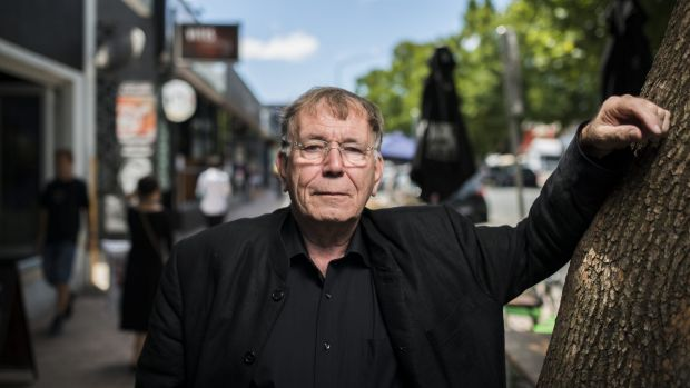 Architect Jan Gehl gave the downscaling of areas like Lonsdale Street the thumbs up on his visit on Thursday.
