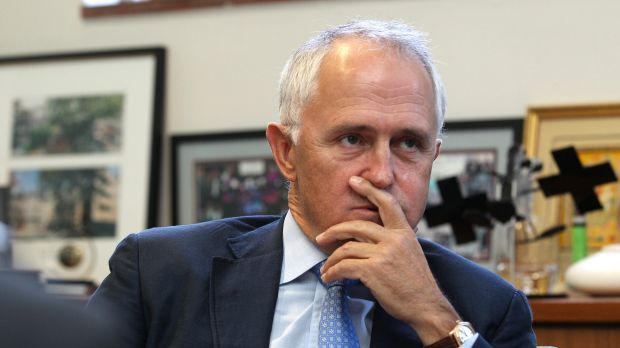 Will the Liberal Party turn to Malcolm Turnbull on Tuesday?