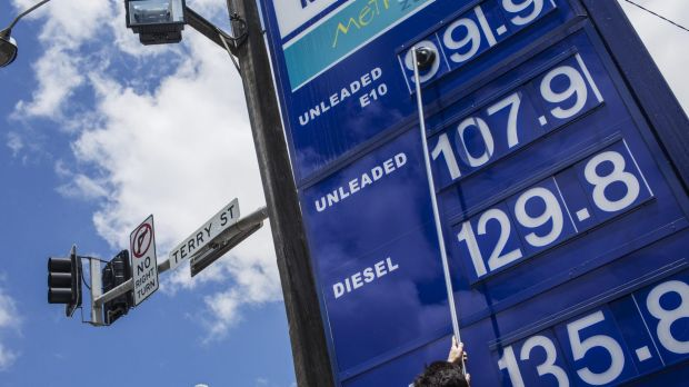 Petrol prices are set to rise.