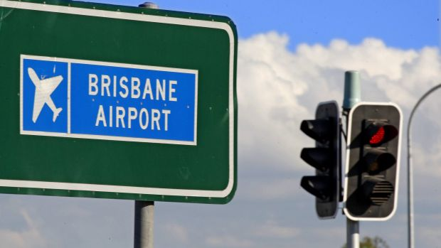 Customs officers discover drugs at Brisbane International Airport.