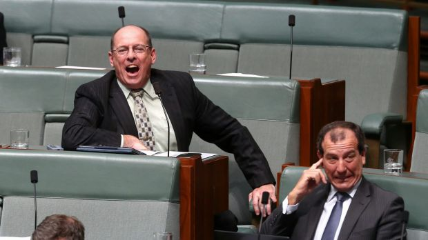 Liberal MP Luke Simpkins requested a spill motion be put to the party room on Tuesday.