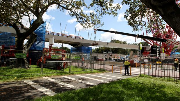 The Heritage Council says the bridge's limited usefulness is a waste of money.