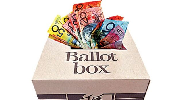 The ECQ has confirmed it is no longer pursuing the LNP over nearly $100,000 in un-named donations