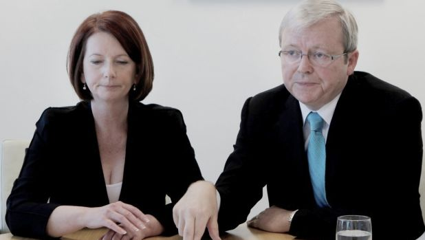 Julia Gillard and Kevin Rudd never had the luxury that Malcolm Turnbull now enjoys.