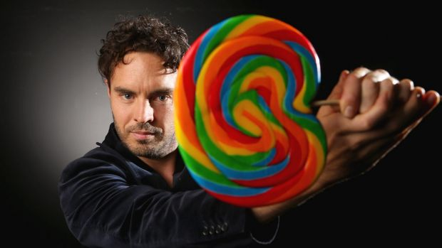 Damon Gameau, actor-turned director, whose <i>That Sugar Film</i> set a new record for a non-IMAX documentary.