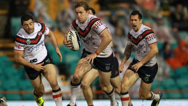 Traditionally strong: Sydney Roosters were minor premiers last year.