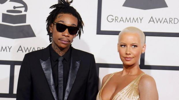TMI: Wiz's ex-wife Amber Rose tried to embarrass her ex-boyfriend Kanye when she revealed intimate details about their ...