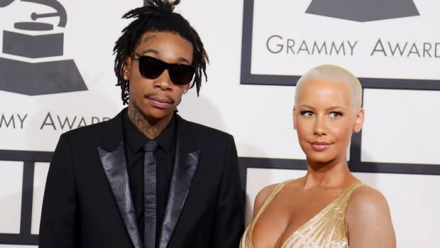 """West claimed to own Amber Rose and Wiz Khalifa's son and also called his ex-girlfriend a """"stripper"""" - which she has been ..."""