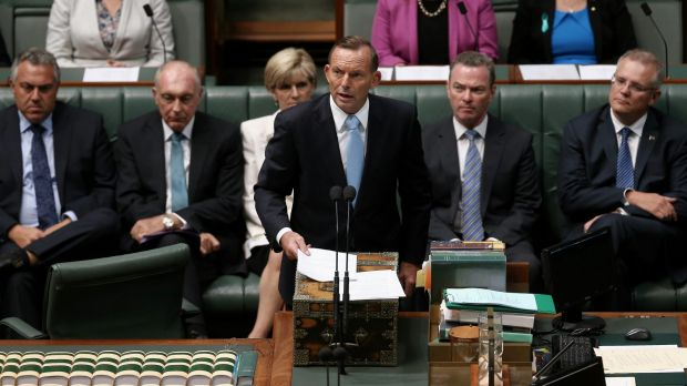The next six months will be a busy time for Prime Minister Tony Abbott and his team
