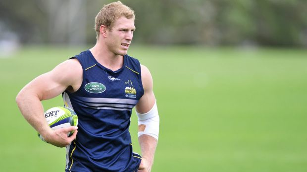 David Pocock is shaping as the ACT Brumbies' run-on captain for theirSuper Rugby season opener on Friday night.