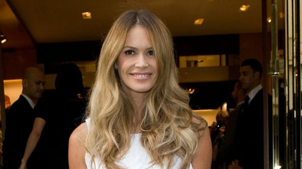 Investigated: Elle Macpherson, one of several prominent Australians named as having held Swiss bank accounts.