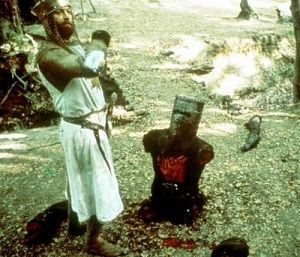 Like the Black Knight in Monty Python and the Holy Grail the Treasury had been operating with its arms and legs chopped off.