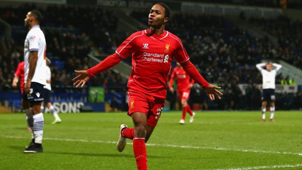 Raheem Sterling has been linked with a move to Real Madrid.