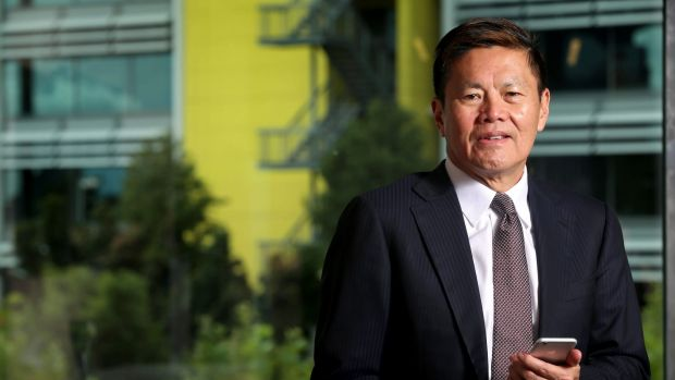 Singtel-Optus CEO Allen Lew says Optus pans to improve its mobile network, partner with more content providers and ...