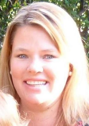 Jacqui Britton, mother of two, was found dead in her car.