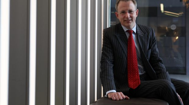 Federal Minister for Major Projects Paul Fletcher. Photo: Anthony Johnson