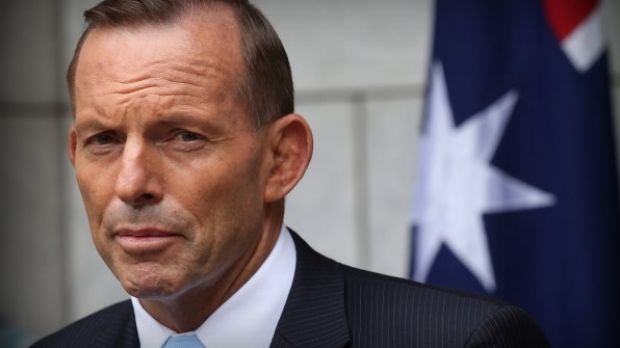 Tony Abbott's authority has suffered a blow.