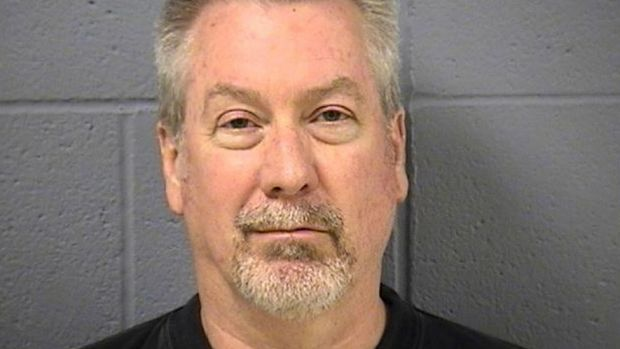 Former police sergeant Drew Peterson, pictured here in 2009, has been charged with soliciting a hitman to take out a ...